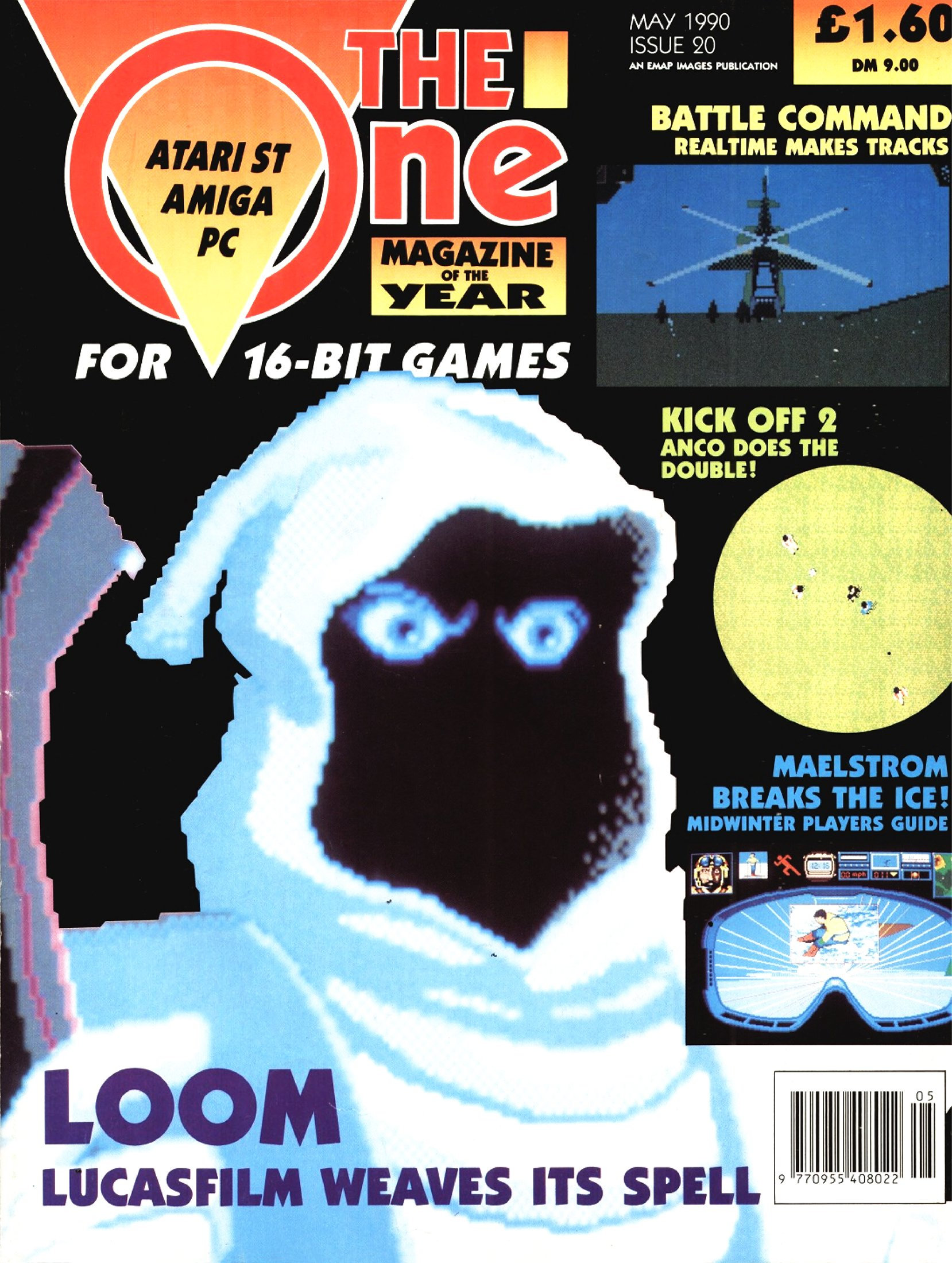 The One 020 (May 1990)