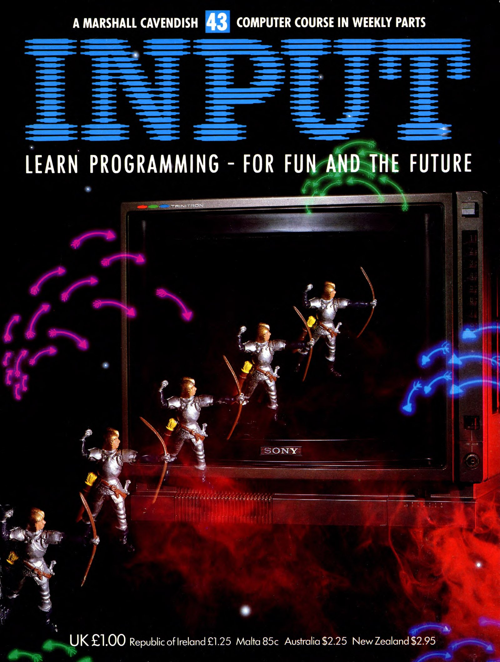 Input Issue 43 (1984)