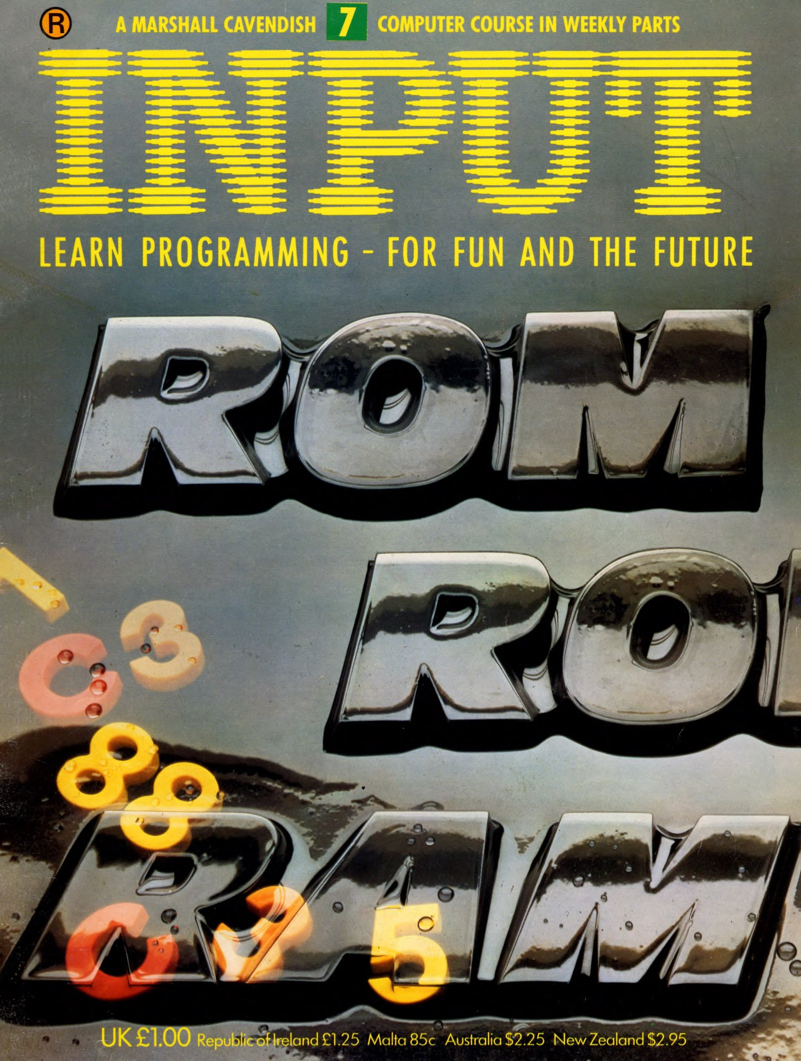 Input Issue 07 (1984)