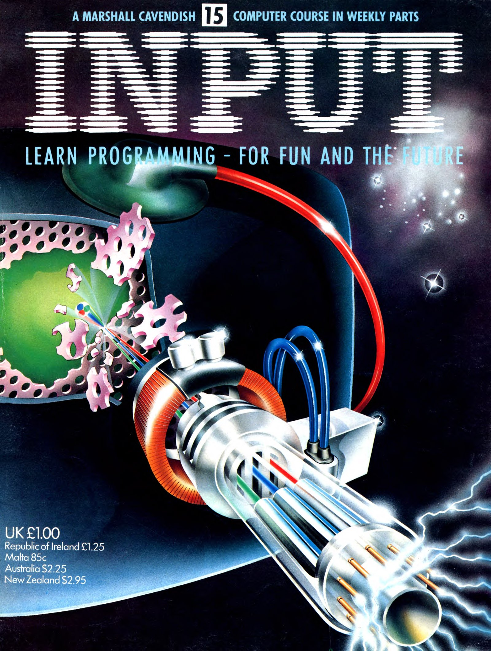 Input Issue 15 (1984)