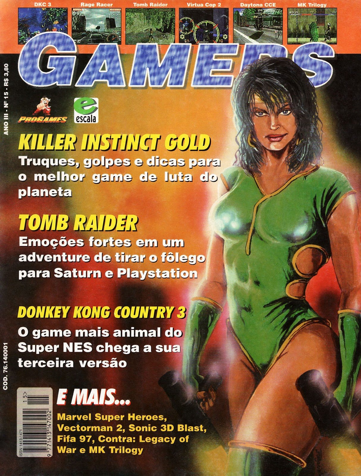 Gamers Issue 15 (1996)