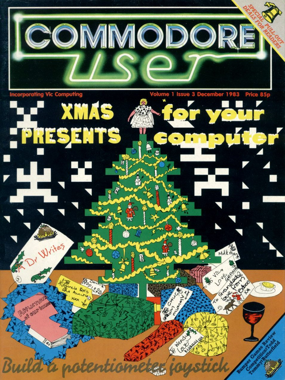 Commodore User Issue 03 (December 1983)