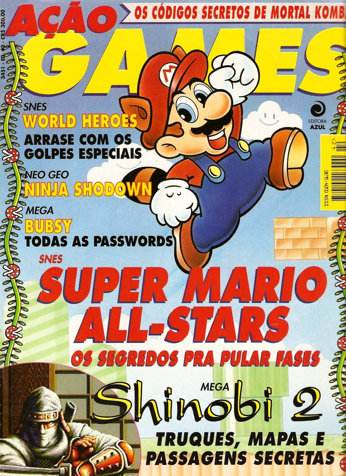 Acao Games Issue 042 (September 1993)