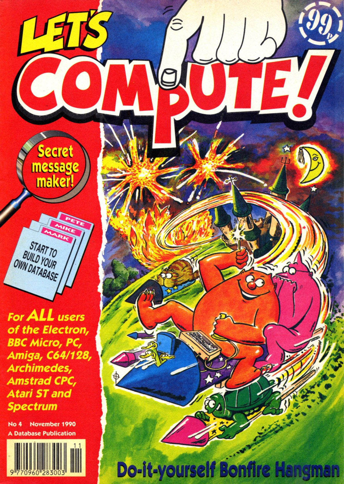 Let's Compute Issue 04 (November 1990)