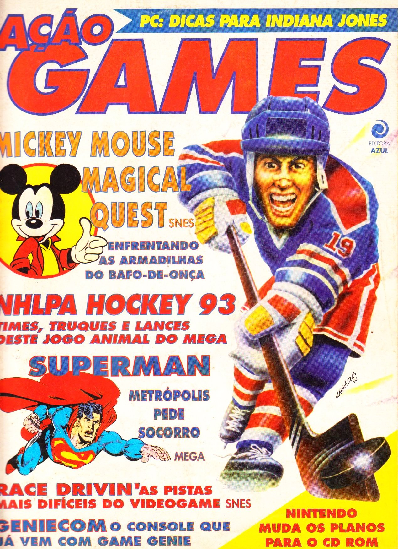 Acao Games Issue 022 (November 1992)