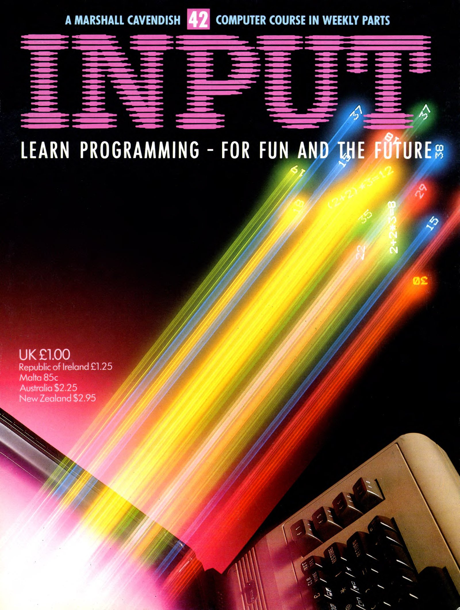Input Issue 42 (1984)