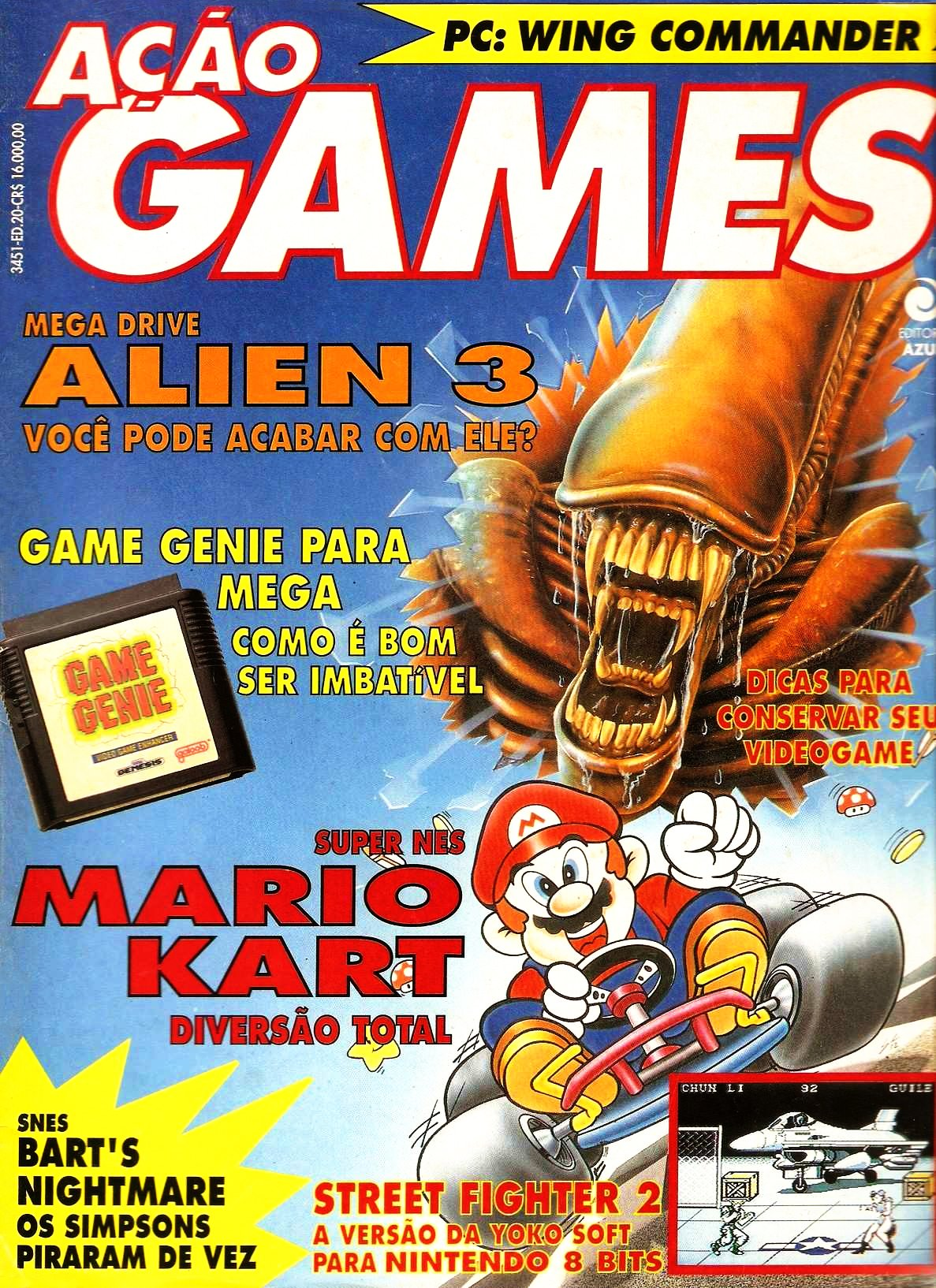 Acao Games Issue 020 (October 1992)