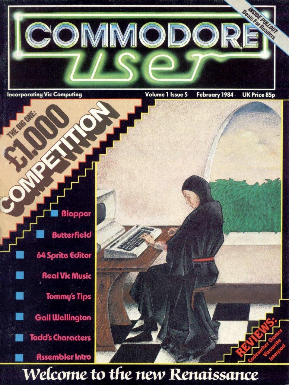 Commodore User Issue 05 (February 1984)