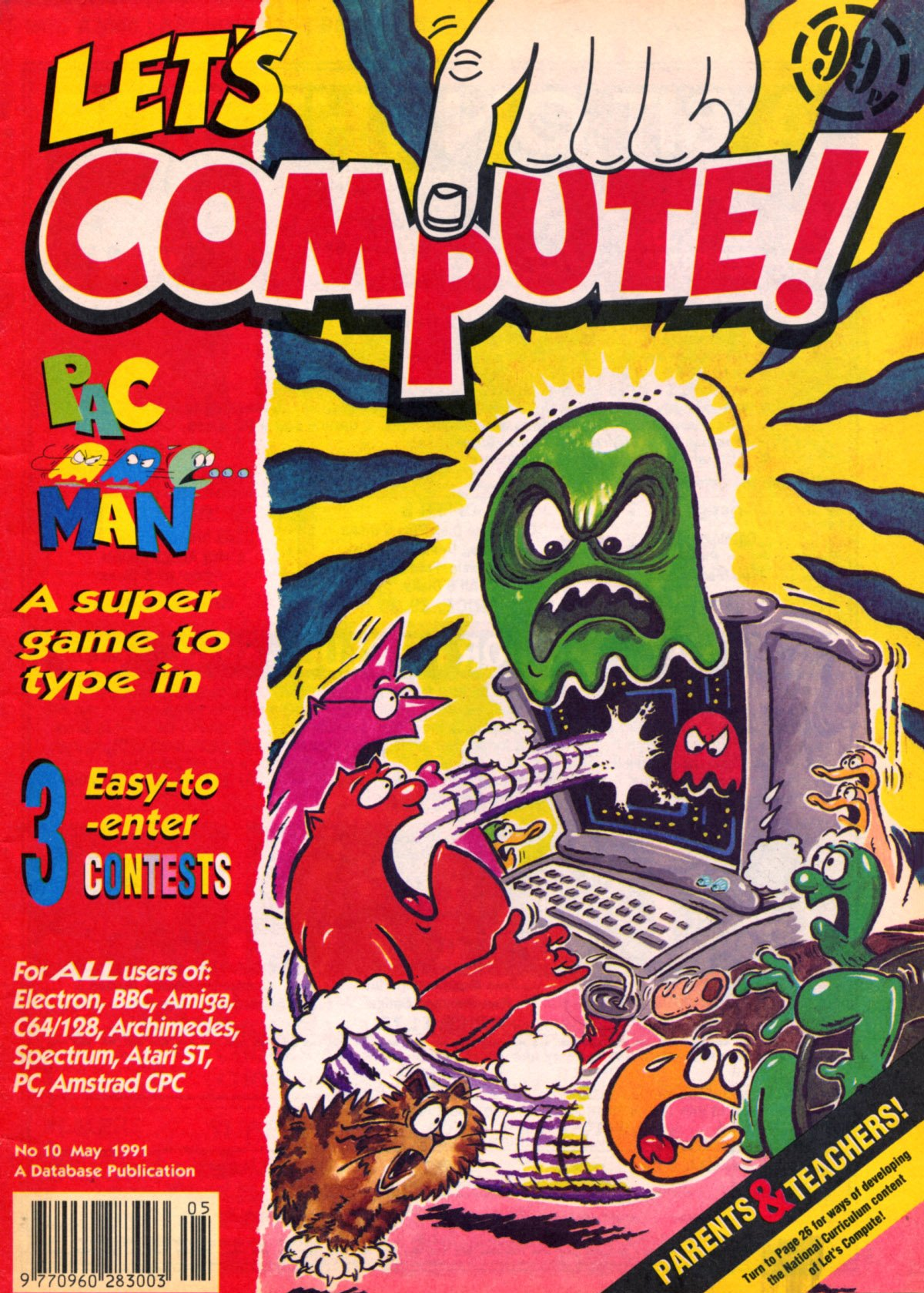 Let's Compute Issue 10 (May 1991)