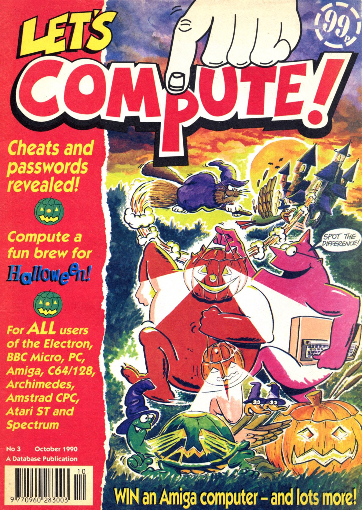 Let's Compute Issue 03 (October 1990)