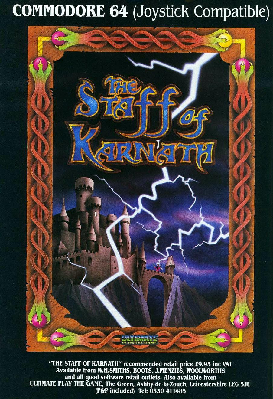 Staff of Karnath, The