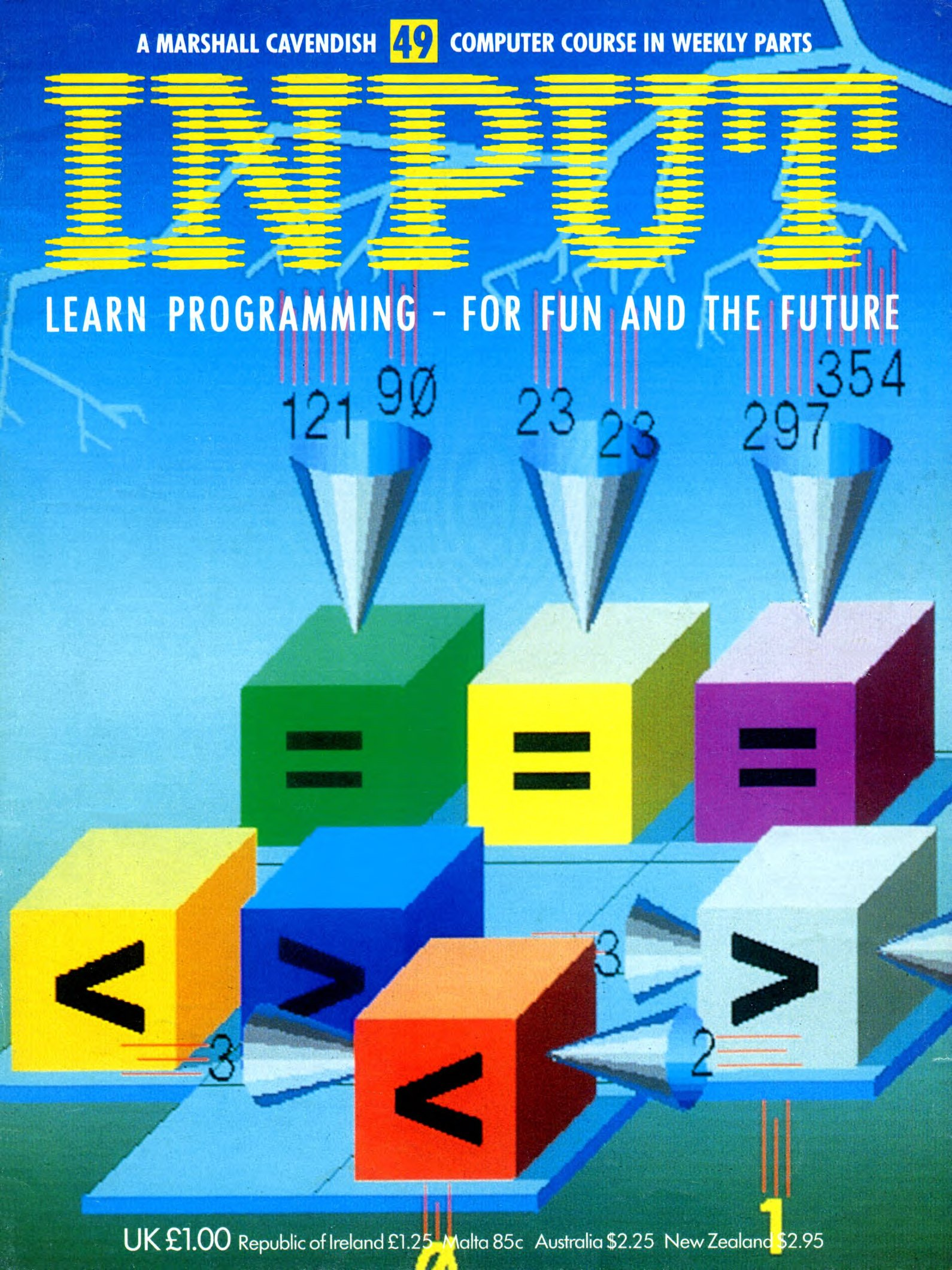 Input Issue 49 (1985)