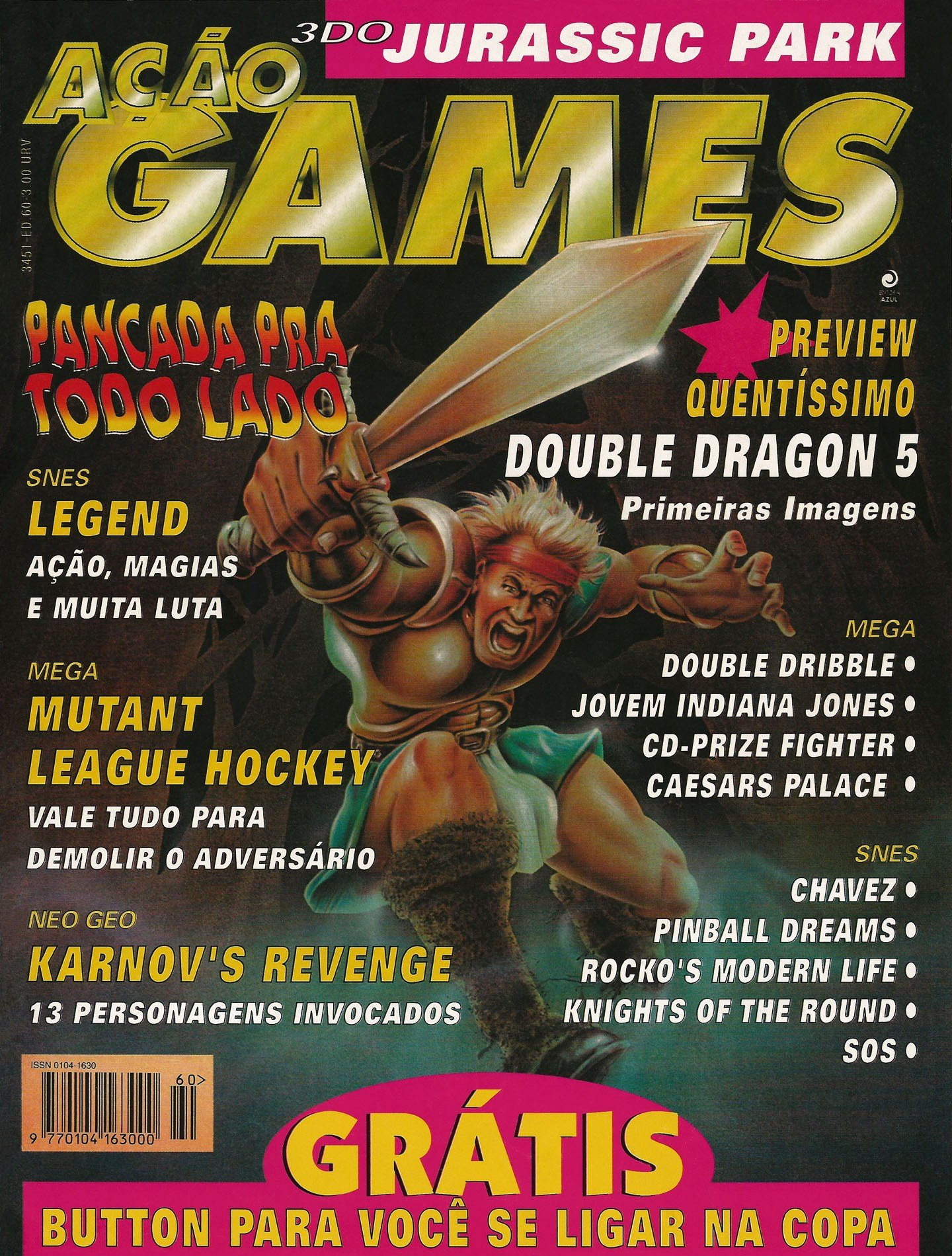 Acao Games Issue 060 (June 1994)