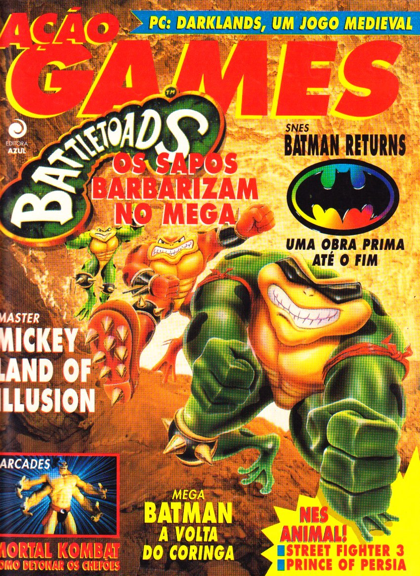 Acao Games Issue 032 (April 1993)