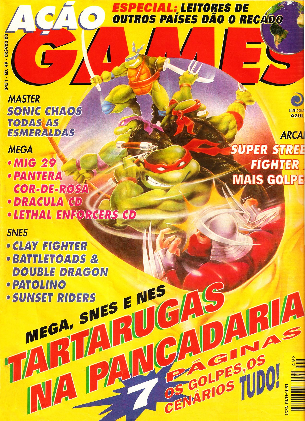 Acao Games Issue 049 (December 1993)