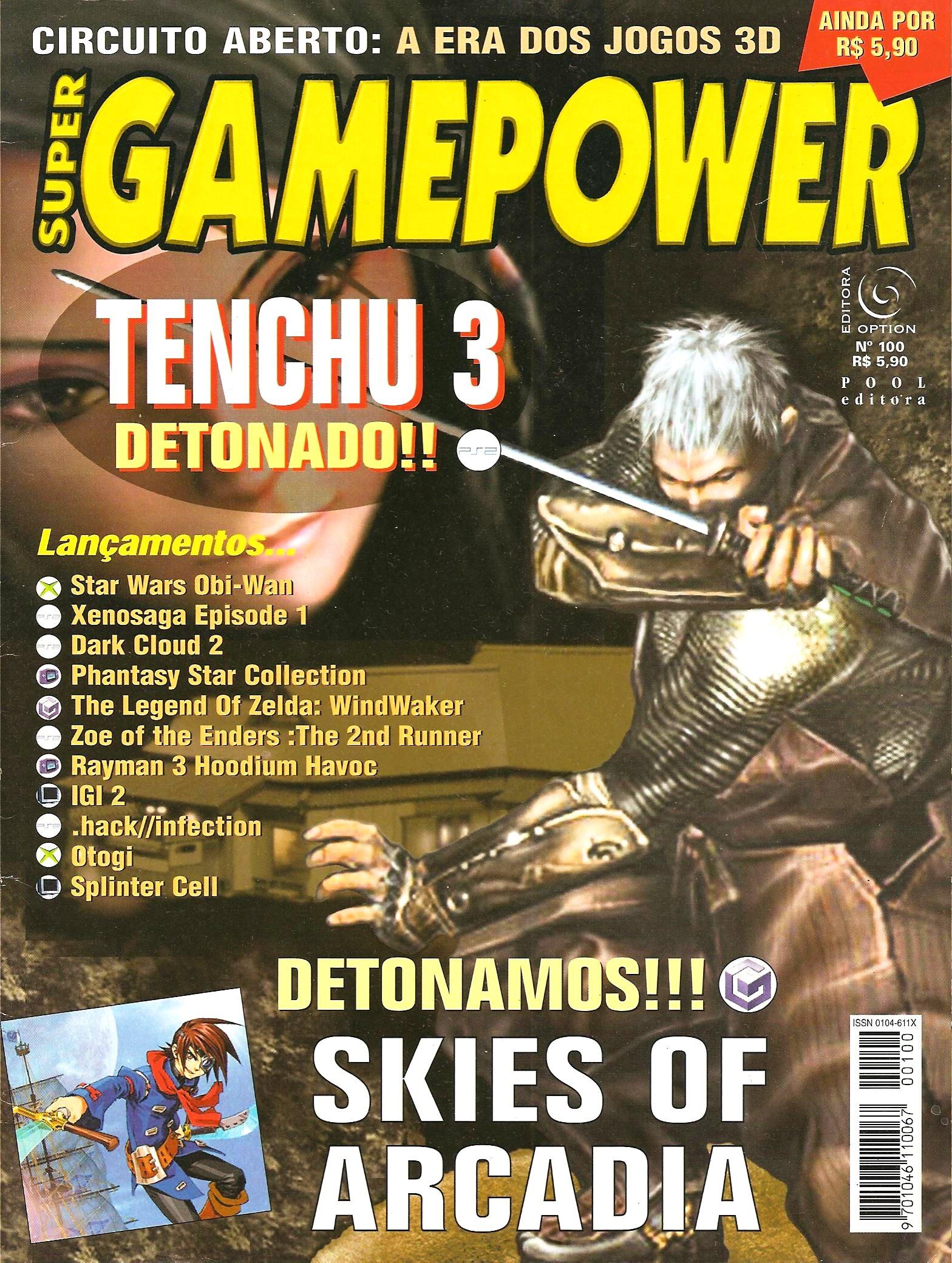 SuperGamePower Issue 100 (March 2003)