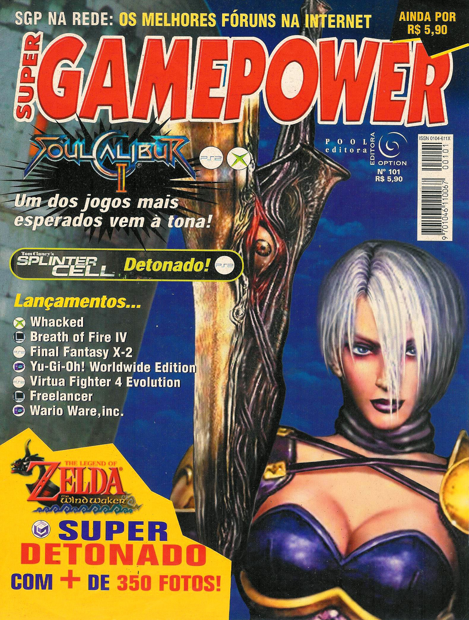 SuperGamePower Issue 101 (2003)