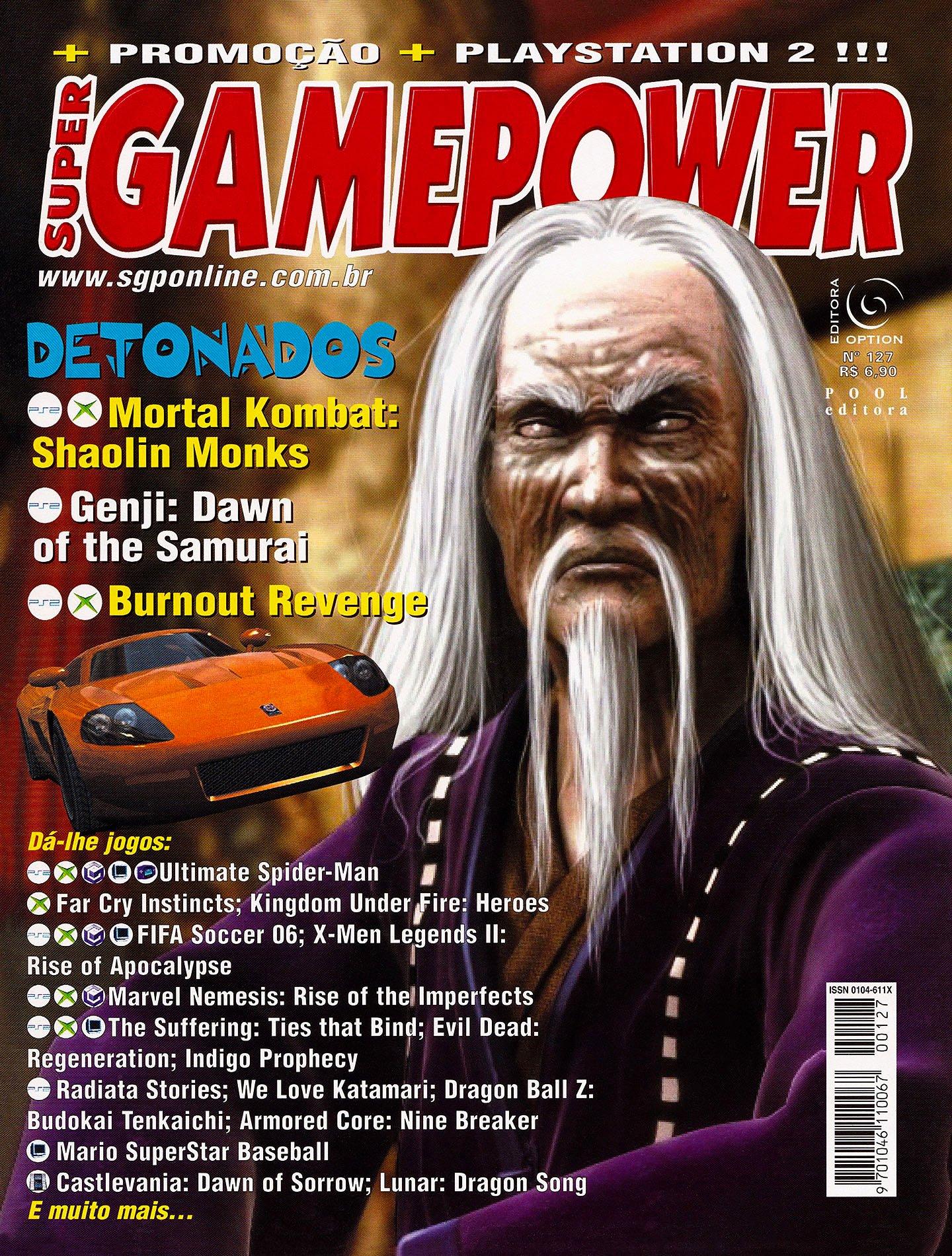 SuperGamePower Issue 127 (2005)
