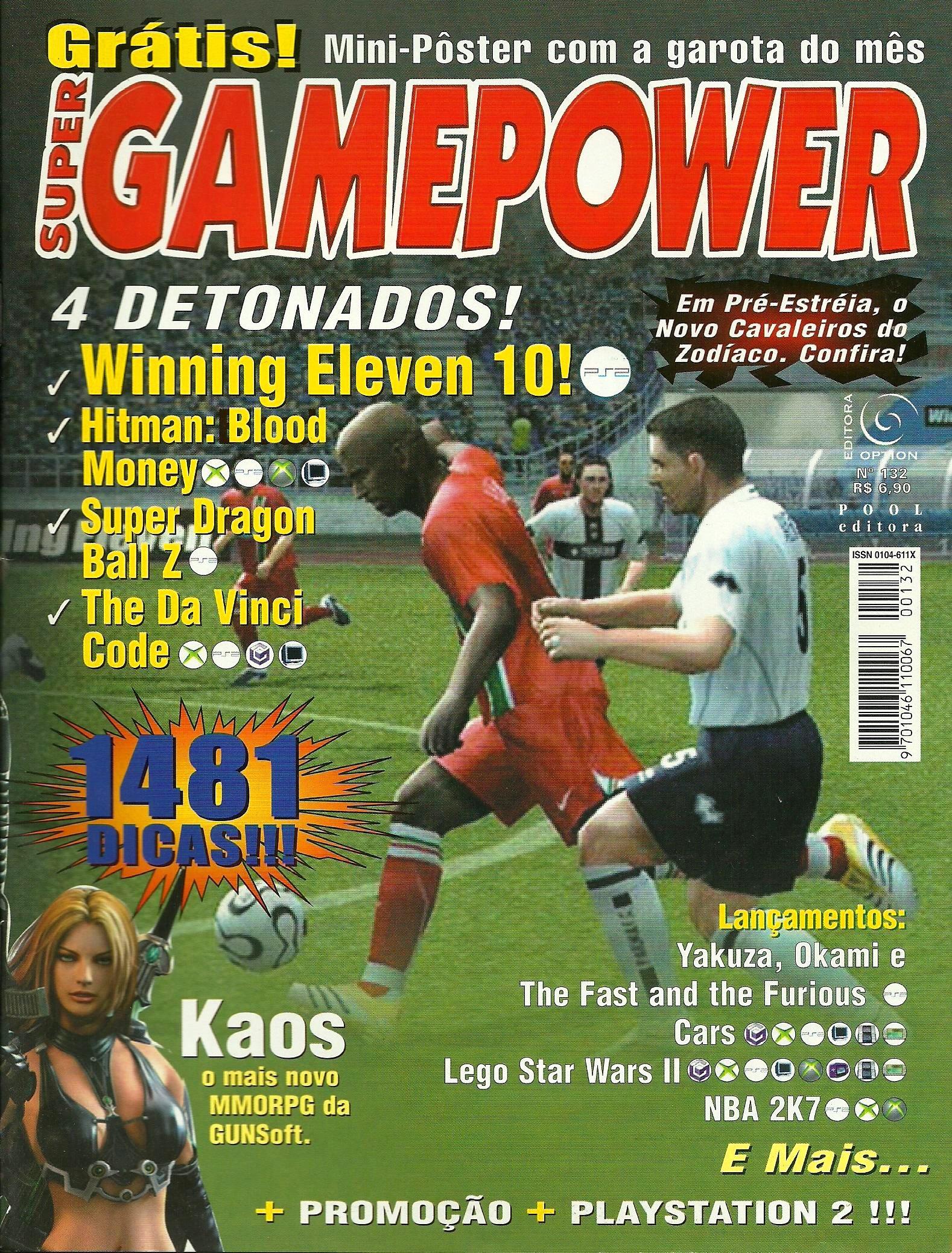 SuperGamePower Issue 132 (2006)