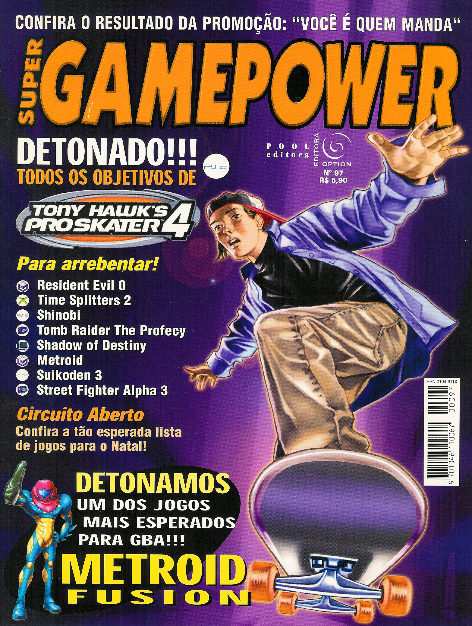 SuperGamePower Issue 097 (November 2002)