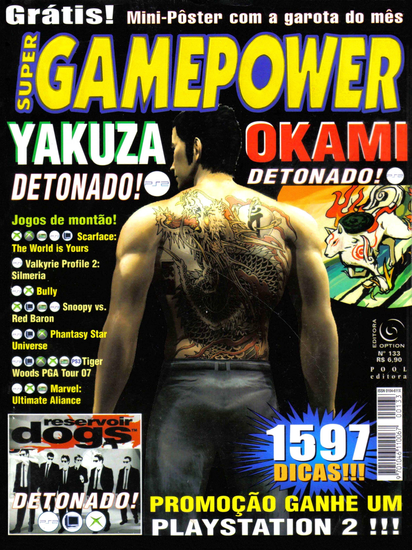 SuperGamePower Issue 133 (2006)