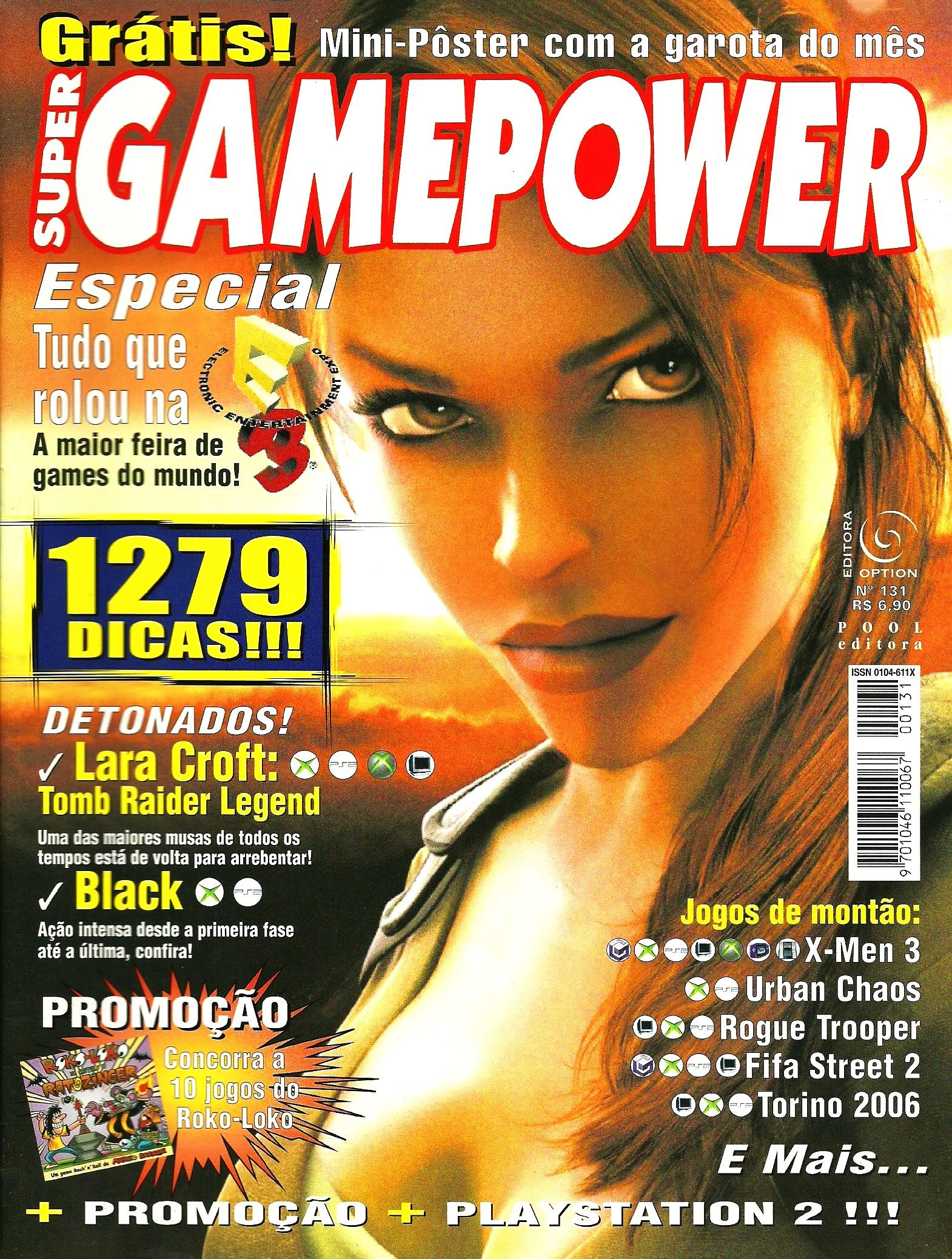SuperGamePower Issue 131 (June 2006)