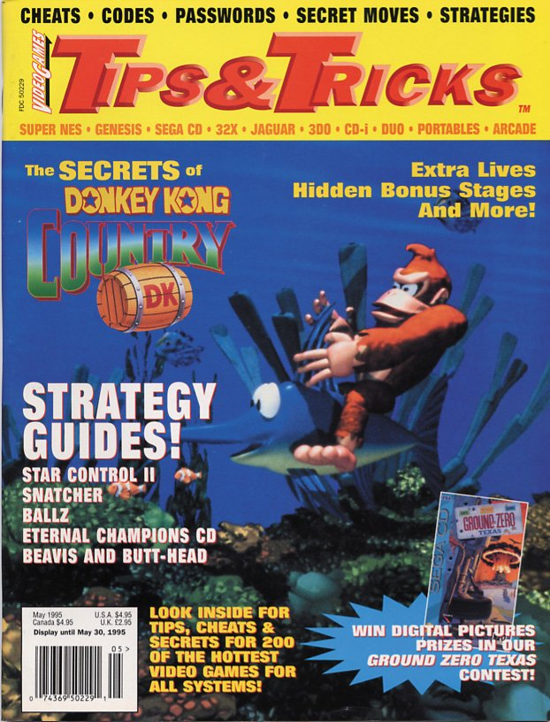 Tips & Tricks Issue 005 May 1995