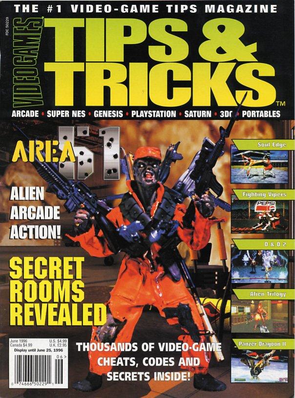 Tips & Tricks Issue 018 June 1996