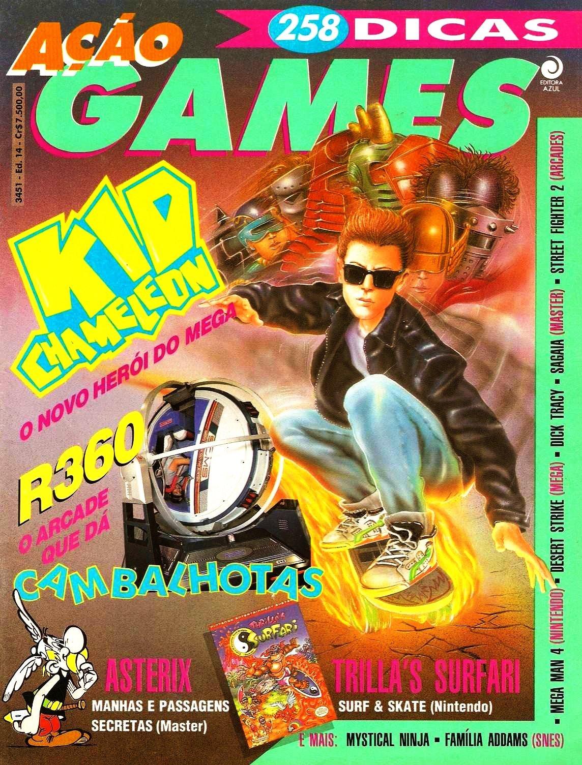 Acao Games Issue 014 (June 1992)