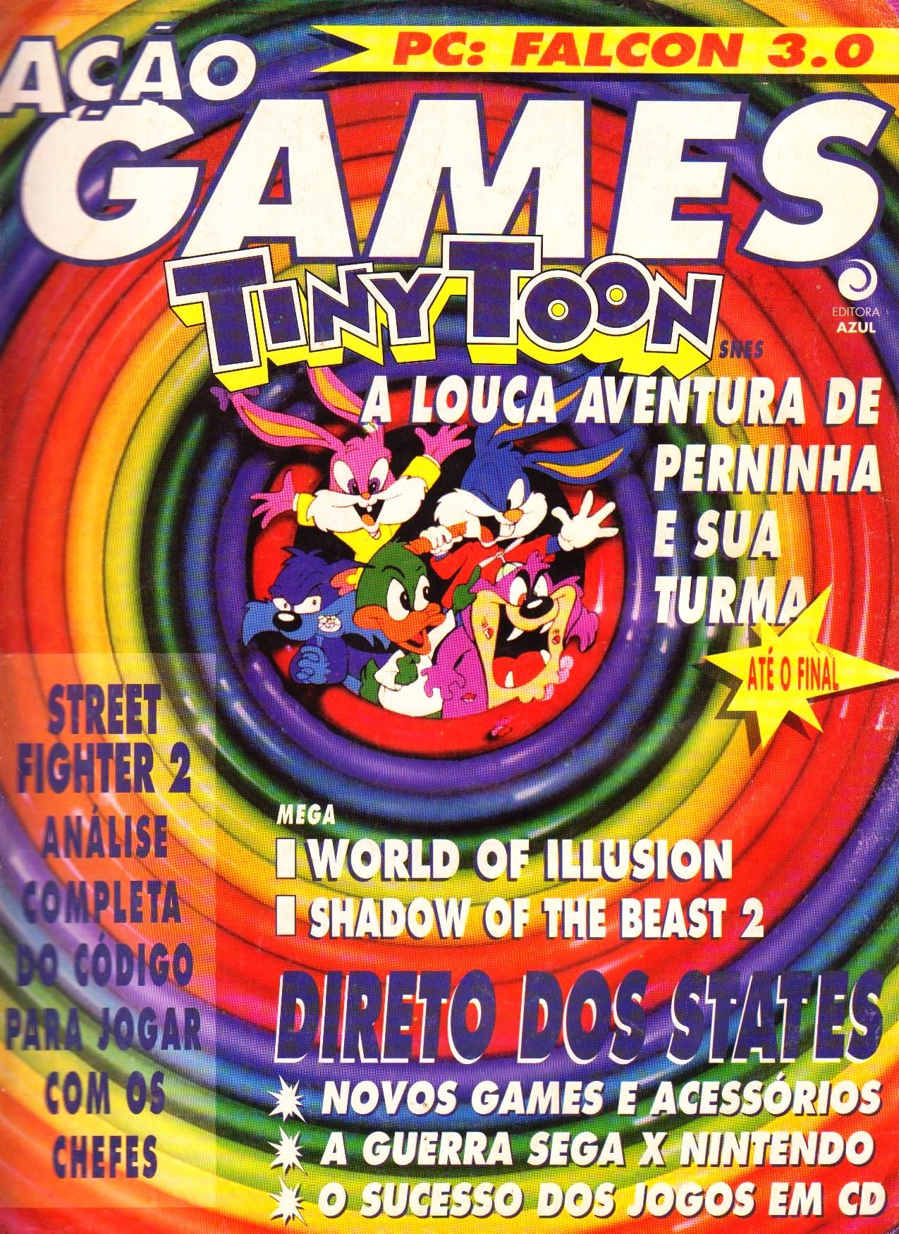 Acao Games Issue 028 (February 1993)