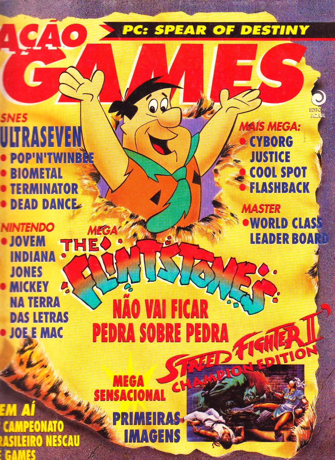 Acao Games Issue 034 (May 1993)
