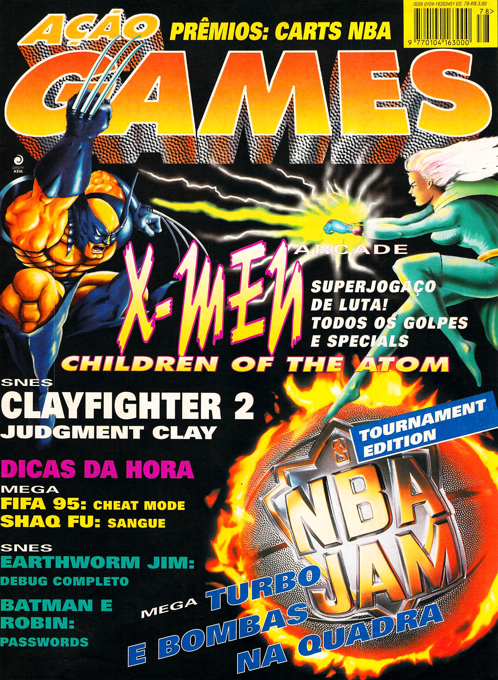 Acao Games Issue 078 (March 1995)