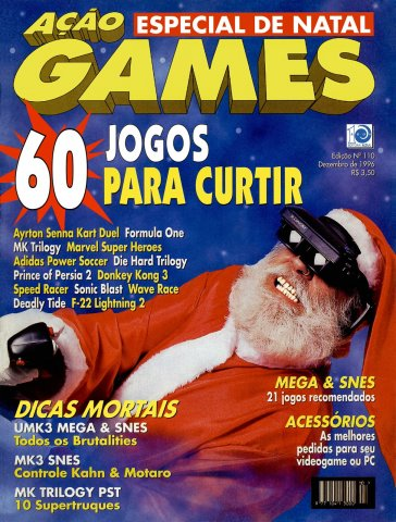 Acao Games Issue 110 (December 1996)