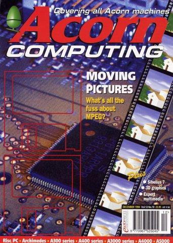 Acorn Computing Vol.12 No.10 (December 1994)