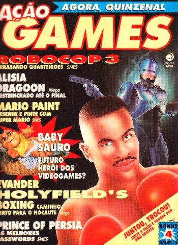 Acao Games Issue 019 (September 1992)