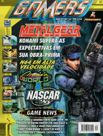 Gamers Issue 35 (1998)