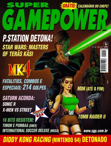 SuperGamePower Issue 046 (January 1998)