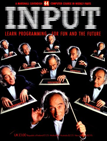 Input Issue 44 (1984)