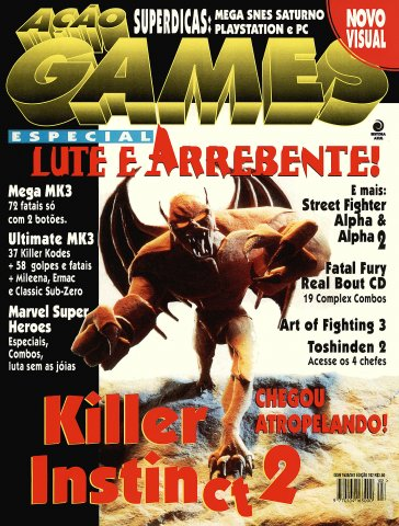 Acao Games Issue 102 (April 1996)