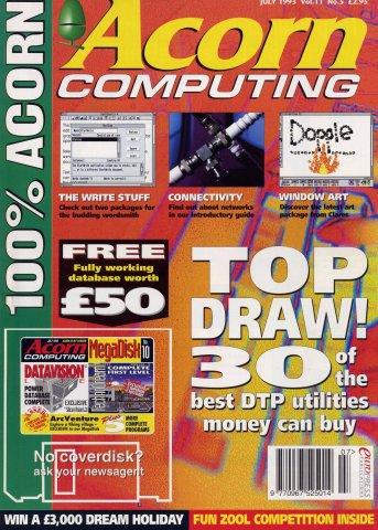 Acorn Computing Vol.11 No.05 (July 1993)