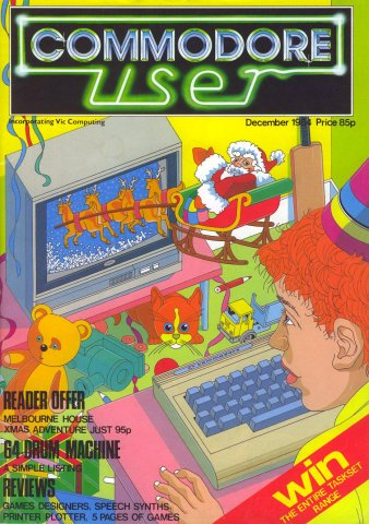 Commodore User Issue 15 (December 1984)