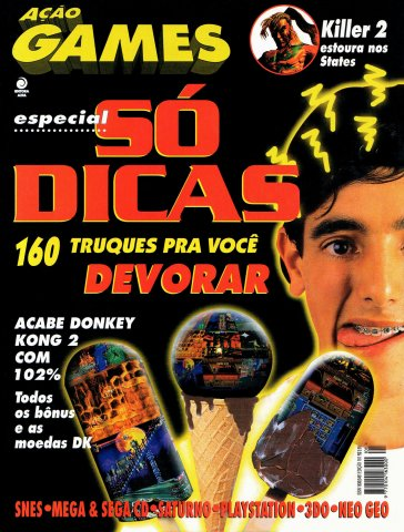 Acao Games Issue 101 (March 1996)