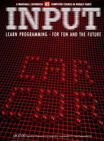 Input Issue 45 (1984)