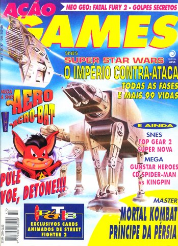 Acao Games Issue 047 (November 1993)