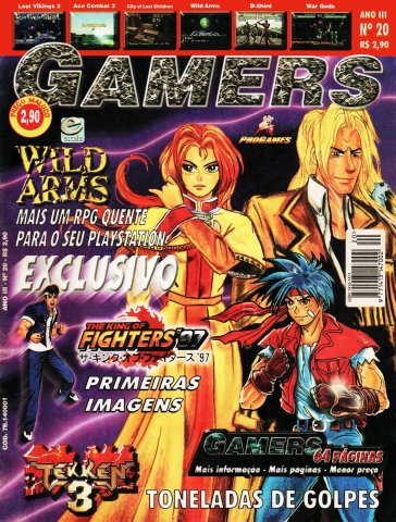 Gamers Issue 20 (1997)