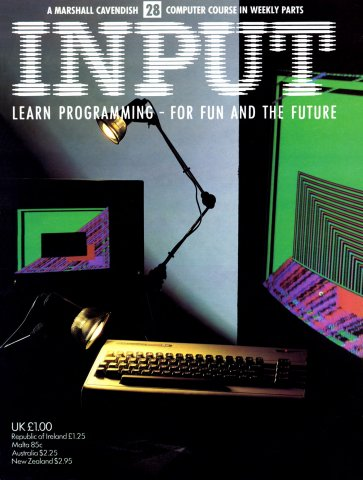 Input Issue 28 (1984)