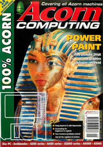 Acorn Computing Vol.12 No.07 (September 1994)