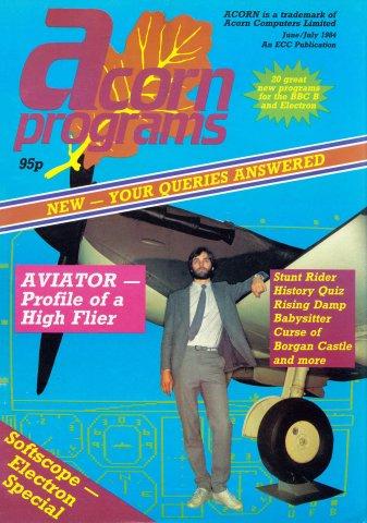 Acorn Programs 04 (June/July 1984)