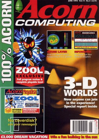 Acorn Computing Vol.11 No.04 (June 1993)