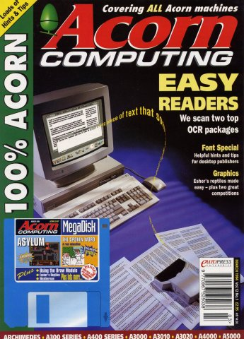 Acorn Computing Vol.12 No.01 (March 1994)